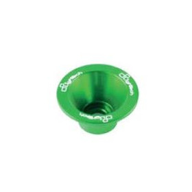 Insert de protection fourche et bras oscillant (axe de roue) LIGHTECH vert