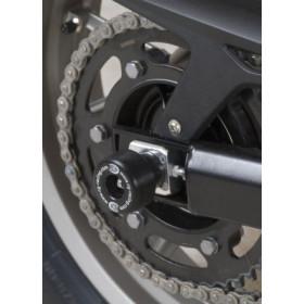 Protection de bras oscillant R&G RACING noir Husqvarna TR650 Strada