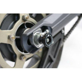 Protection de bras oscillant R&G RACING pour G650X MOTO, COUNTRY, CHALLENGE