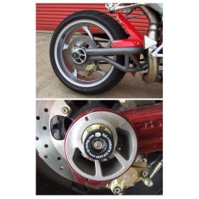 Protection de bras oscillant R&G RACING pour TNT1100 04