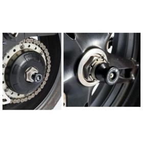 Protection de bras oscillant R&G RACING pour SPRINT ST1050 05, SPEED TRIPLE 1050 '05, DAYTONA 955i, T595