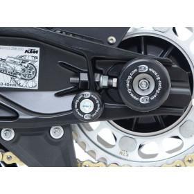 Protections de bras oscillant noir KTM