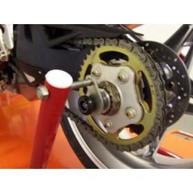 Protection de bras oscillant R&G RACING pour MV AGUSTA F4, BRUTALE