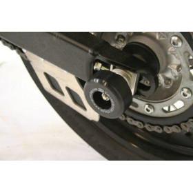 Protection de bras oscillant R&G RACING noir Yamaha WR250X