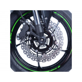 Protection de fourche R&G RACING noir Kawasaki Z900