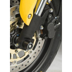 Protection de fourche R&G RACING noir Honda CB600F S/Hornet