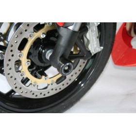 Protection de fourche R&G RACING pour SPEED TRIPLE 1050 '05-09, TIGER 1050 '07-09