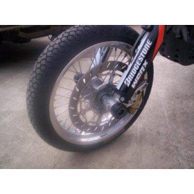 Protection de fourche R&G RACING pour 660 SMC, LC4 '04-09