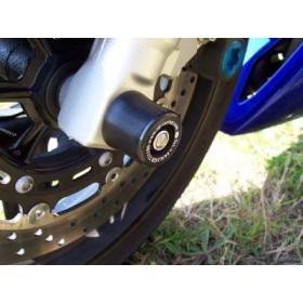 Protection de fourche R&G RACING noir Yamaha YZF-R1