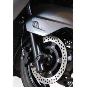 Protection de fourche R&G RACING noir Suzuki Burgman 400/AN400