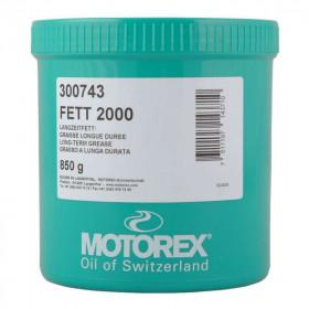 Graisse MOTOREX Long Term 2000 850g