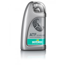 Huile boîte de vitesse MOTOREX ATF Dexron III synthétique 1L