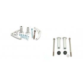 Kit fixation Crash-Pad LSL Suzuki GSX-S1000