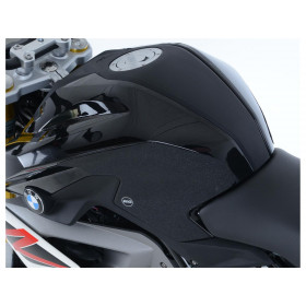 Kit grip de réservoir R&G RACING translucide (2 pièces) BMW G310R