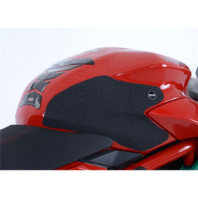 Kit grip de réservoir R&G RACING translucide (2 pièces) Ducati Monster 797