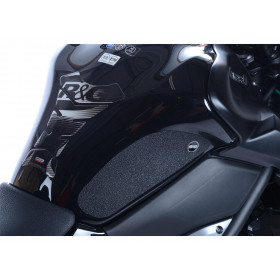 Kit grip de réservoir R&G RACING translucide Kawasaki Z900