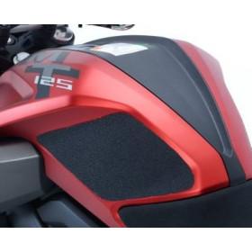 Kit grip de réservoir R&G RACING translucide (2 pièces) Yamaha MT-125