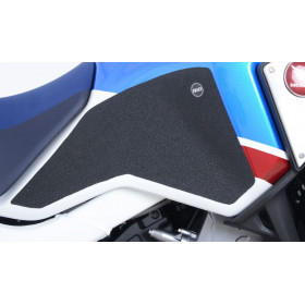 Kit grip de réservoir R&G RACING translucide (2 pièces) Honda Africa Twin Adventure Sport
