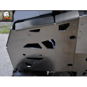 Protections de marche pied AXP alu 6mm Yamaha