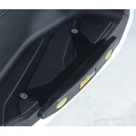 Slider de marche-pied R&G RACING noir Honda PCX125