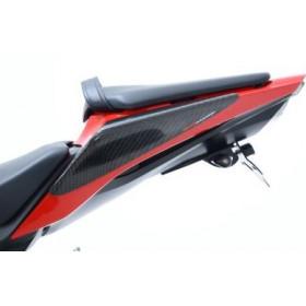 Slider de coque arrière R&G RACING carbone Honda CBR500R