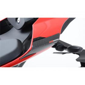 Slider de coque arrière R&G RACING carbone Yamaha YZF-R1