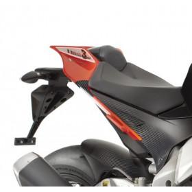 Sliders de coque arrière R&G RACING carbone Aprilia RSV4