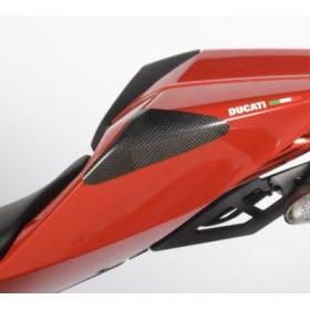 Sliders de coque arrière R&G RACING carbone Ducati Panigale 1199