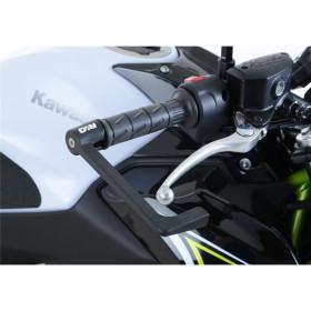 Protection de levier de frein R&G RACING vert Kawasaki Z650