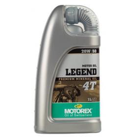 Huile moteur MOTOREX Legend 4T 20W50 1L
