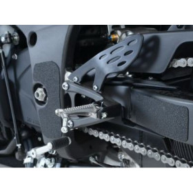 Adhésif anti-frottement R&G RACING cadre noir 4 pièces Yamaha YZF-R1