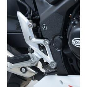 Adhésif anti-frottement R&G RACING cadre noir 4 pièces Honda CBR300R
