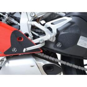 Adhésif anti-frottement R&G RACING cadre/bras oscillant noir 2 pièces Ducati 1199/1299 Panigale