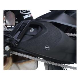 Adhésif anti-frottement R&G RACING bras oscillant noir 1 pièce KTM 1290 Super Duke GT