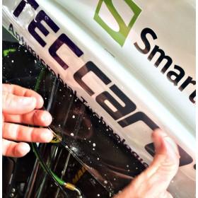 Seconde peau R&G RACING transparent Ducati Diavel