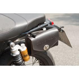 Support de sacoche LSL Clubman alu Ducati Scrambler Icon