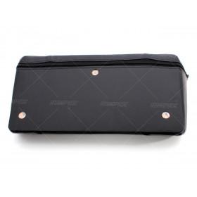 Coussin de dossier Kimpex noir pour coffre quad Kimpex Cargo Deluxe