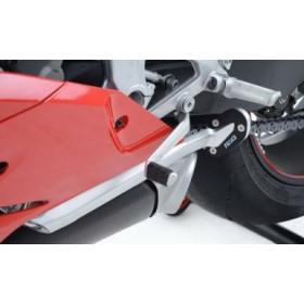 Patin de béquille latérale R&G RACING Ducati 899/1199/1299 PANIGALE