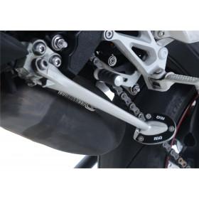 Patin de béquille latérale R&G RACING Triumph