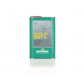Liquide de frein MOTOREX DOT 4 1L