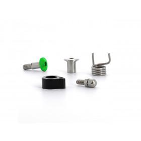 Kit de montage ART vis verte levier de frein repliable
