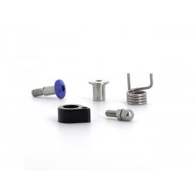 Kit de montage ART bleu levier de frein repliable