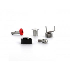 Kit de montage ART vis rouge levier de frein repliable