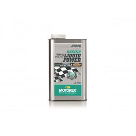 Huile filtre à air MOTOREX Racing Liquid Bio Power 1L