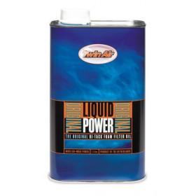 Huile filtre à air TWIN AIR Liquid Power 1L
