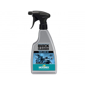 Nettoyant MOTOREX Quick Cleaner Spray 500ml