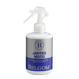 Jantes moto BELGOM spray 250ml