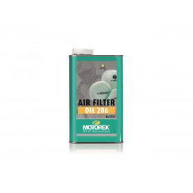 Huile filtre à air MOTOREX Oil 206 1L