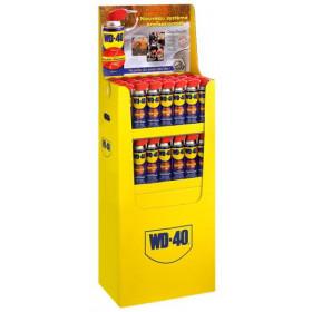 Présentoir + aérosol WD-40 System Pro 500 ml