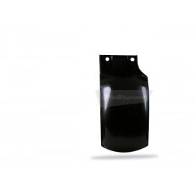 Bavette d'amortisseur POLISPORT noir Yamaha YZ250F/YZ450F